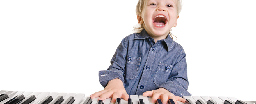 Buying a keyboard for your child