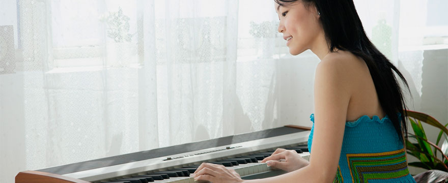 The right way to practice piano