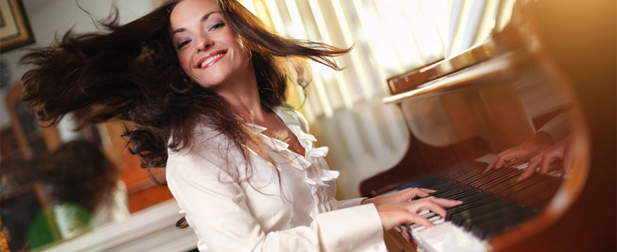 Can I learn piano from online piano lessons?