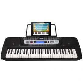 RockJam 54-Key Portable Digital Piano Keyboard