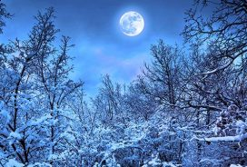 Winter's Moon composition