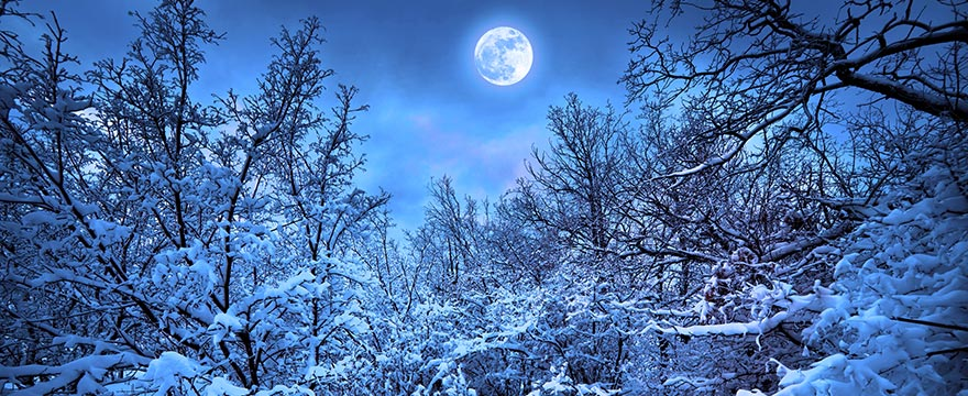 Winters moon free sheet music